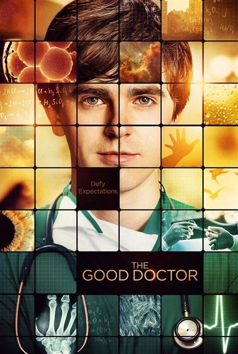 Ver o Descargar Serie The Good Doctor Temporada 1 Online HD