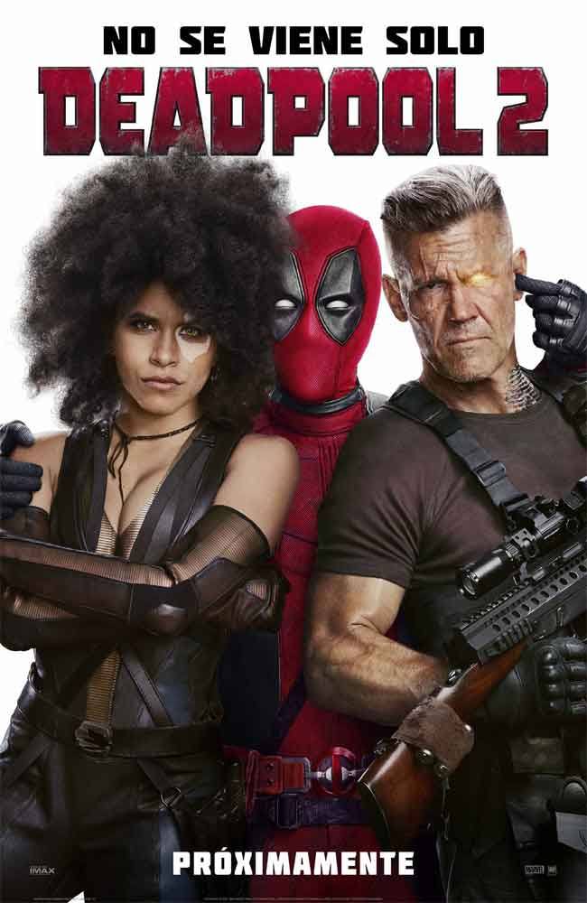 Ver Pelicula Deadpool 2 Online HD