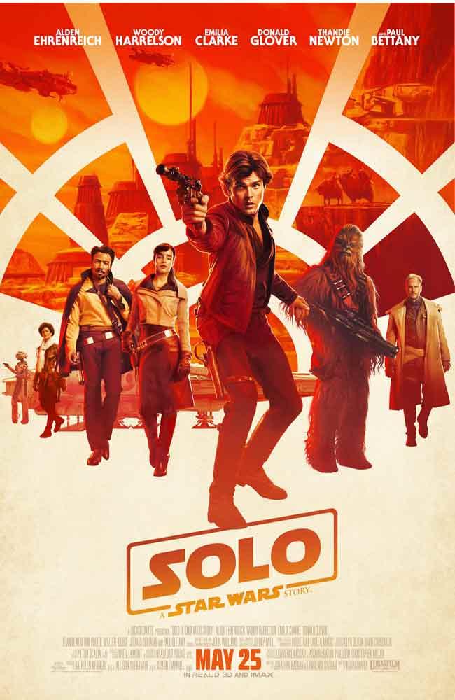Ver o Descargar Han Solo Una historia de Star Wars Completa Online HD En Español Latino - Castellano - Subtitulado