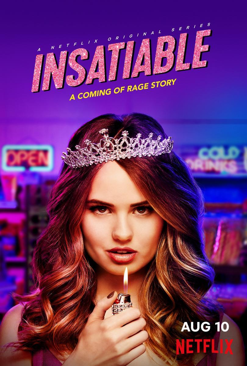 Ver o Descargar Insaciable ( Insatiable) Temporada 1 Online Gratis HD