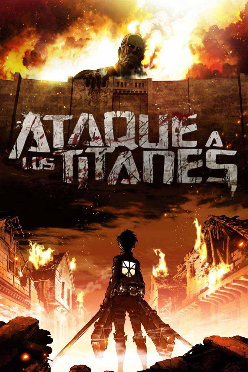 Descargar Ataque A Los Titanes (Shingeki No Kyojin) Temporada 3 Capitulo 16 En Sub Español Por Mega Online Gratis