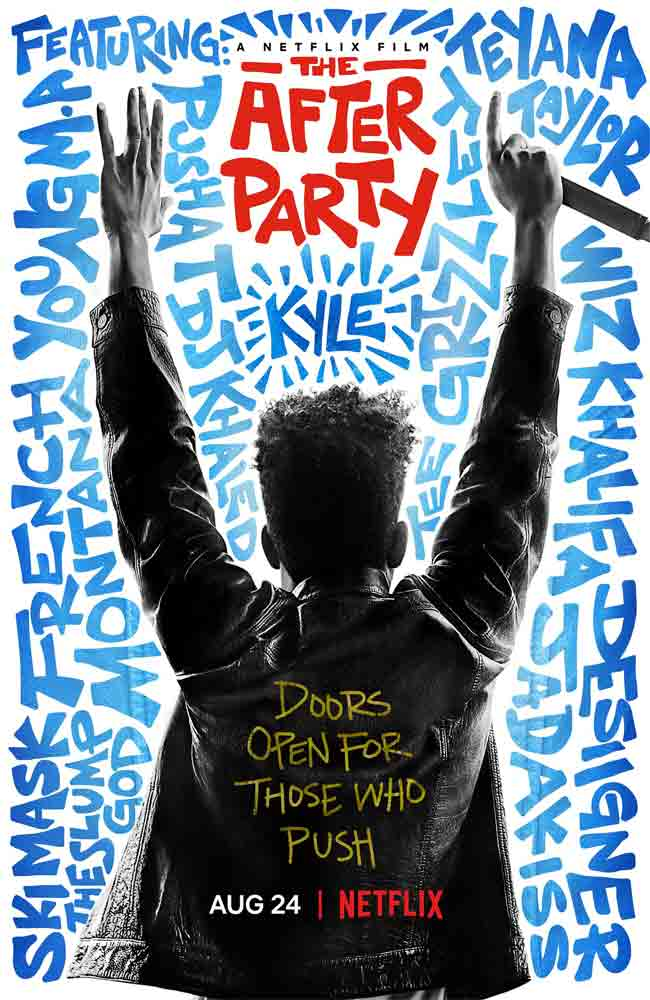 Ver Pelicula The After Party Online HD