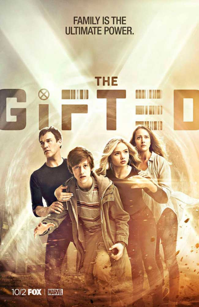 Ver o Descargar The Gifted Temporada 2 Online Gratis HD