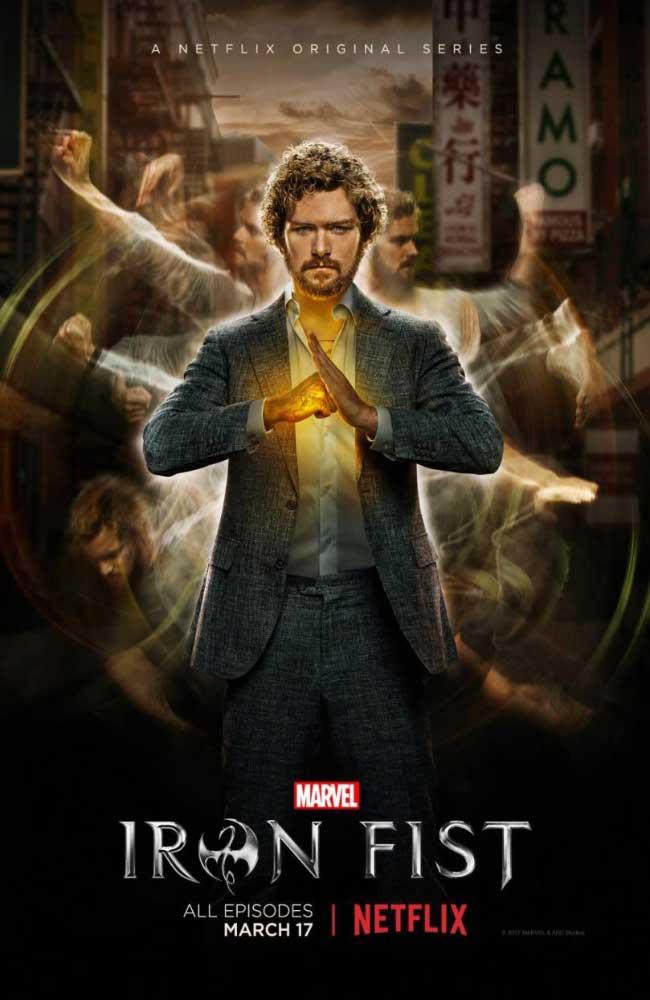 Ver o Descargar Iron Fist Temporada 2 Online Gratis HD