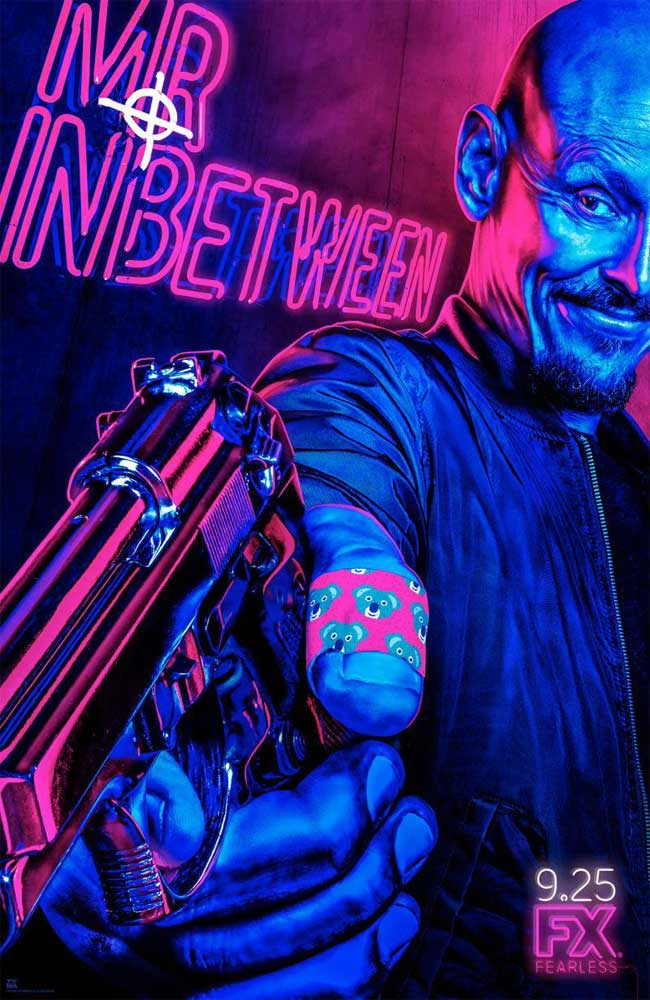 Ver o Descargar Mr Inbetween Temporada 1 Online HD