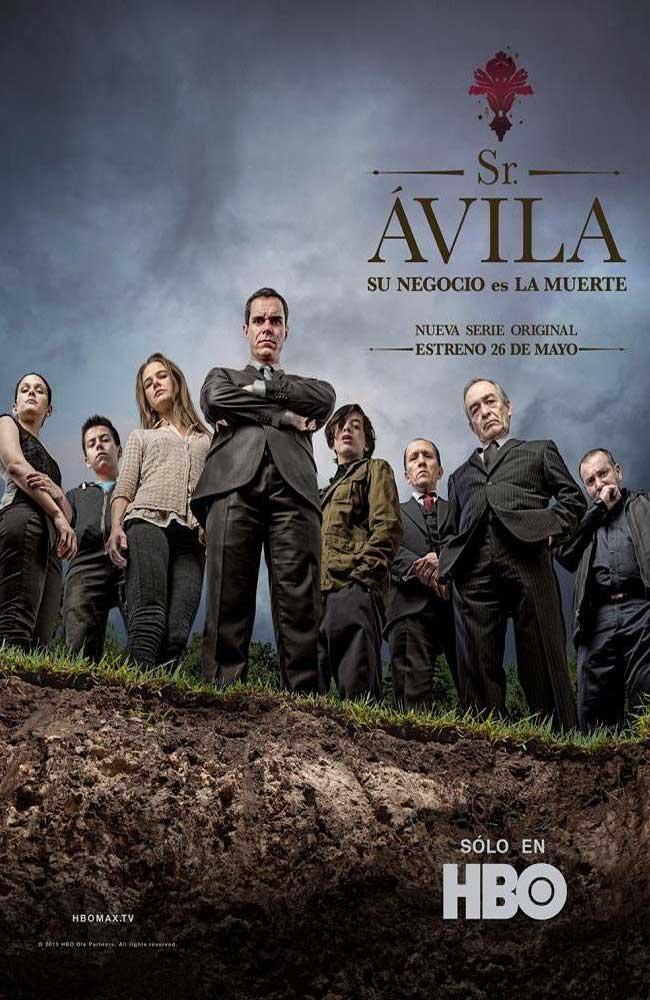 Ver o Descargar Sr Avila Temporada 4 Online Gratis HD