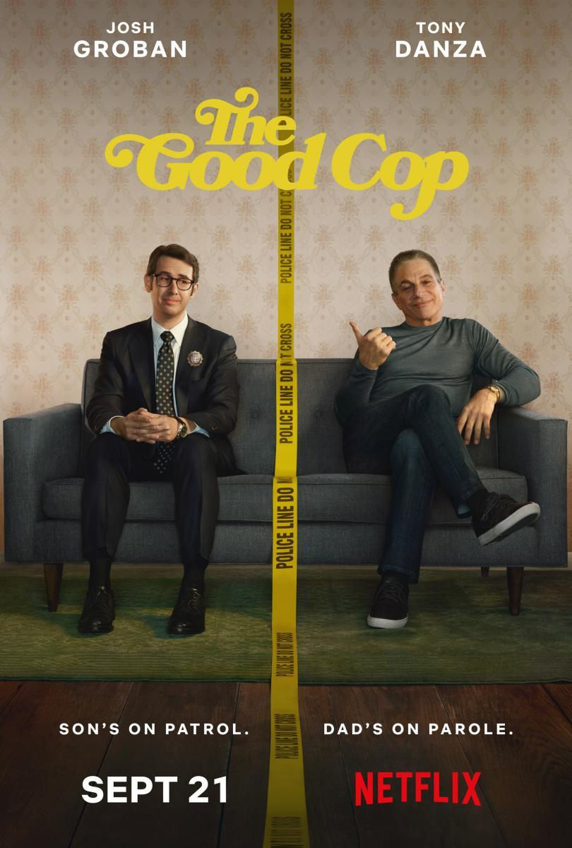 Ver o Descargar The Good Cop Temporada 1 Online Gratis HD