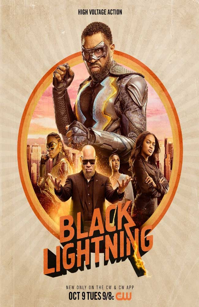 Ver o Descargar Black Lightning Temporada 2 Online Gratis HD