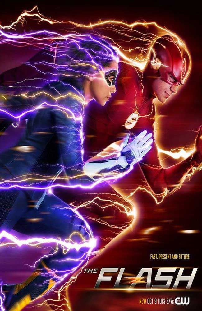 Ver o Descargar The Flash Temporada 5 Online Gratis HD
