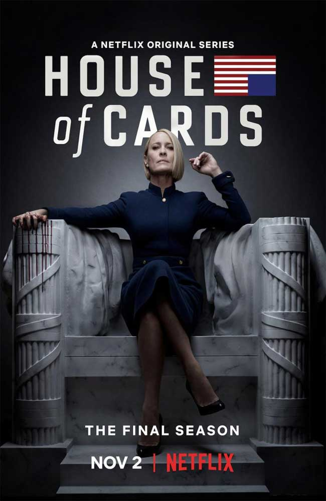 Ver Serie House of Cards Online HD