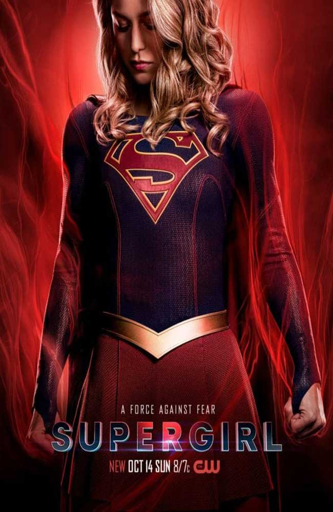 Ver o Descargar Supergirl Temporada 4 Online Gratis HD