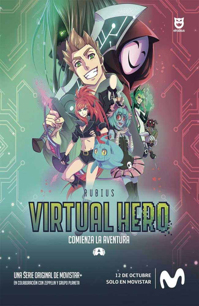 Ver o Descargar Virtual Hero Temporada 1 Online Gratis HD