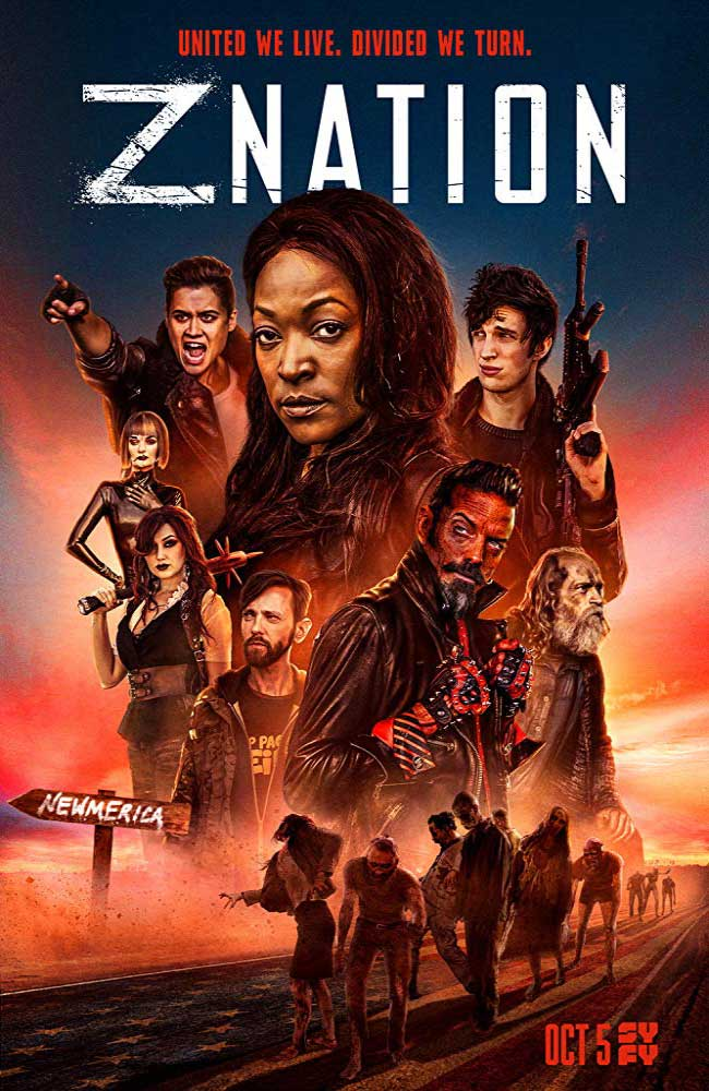 Ver o Descargar Z Nation Temporada 5 Online Gratis HD