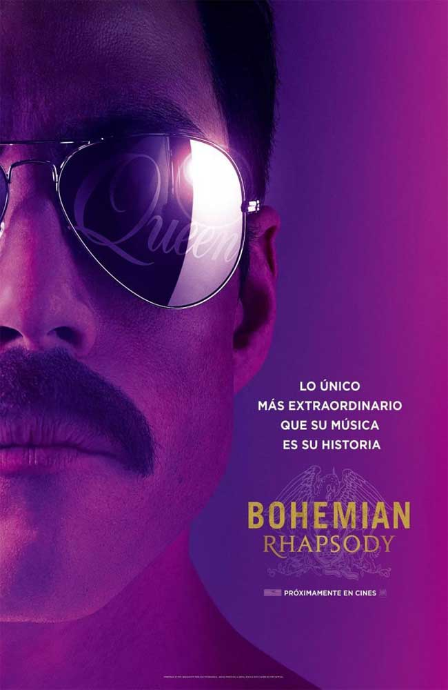 Descargar Bohemian Rhapsody: La historia de Freddie Mercury Pelicula Completa En Español Latino & Castellano Por Mega Online