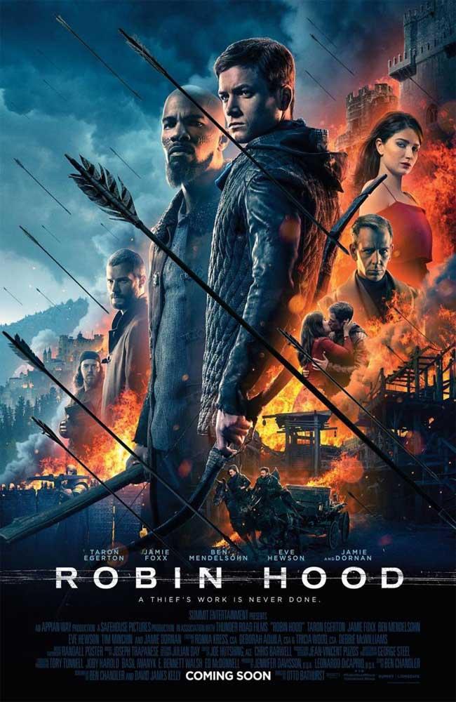 Ver Robin Hood 2018 Online Gratis