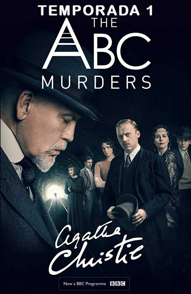 Ver Serie The ABC Murders Online HD