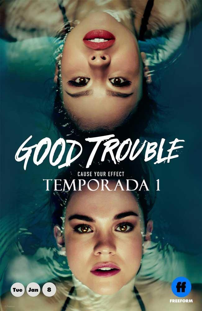 Descargar Good Trouble Temporada 1 En Sub Español Por Mega Online - Lista de Capitulos