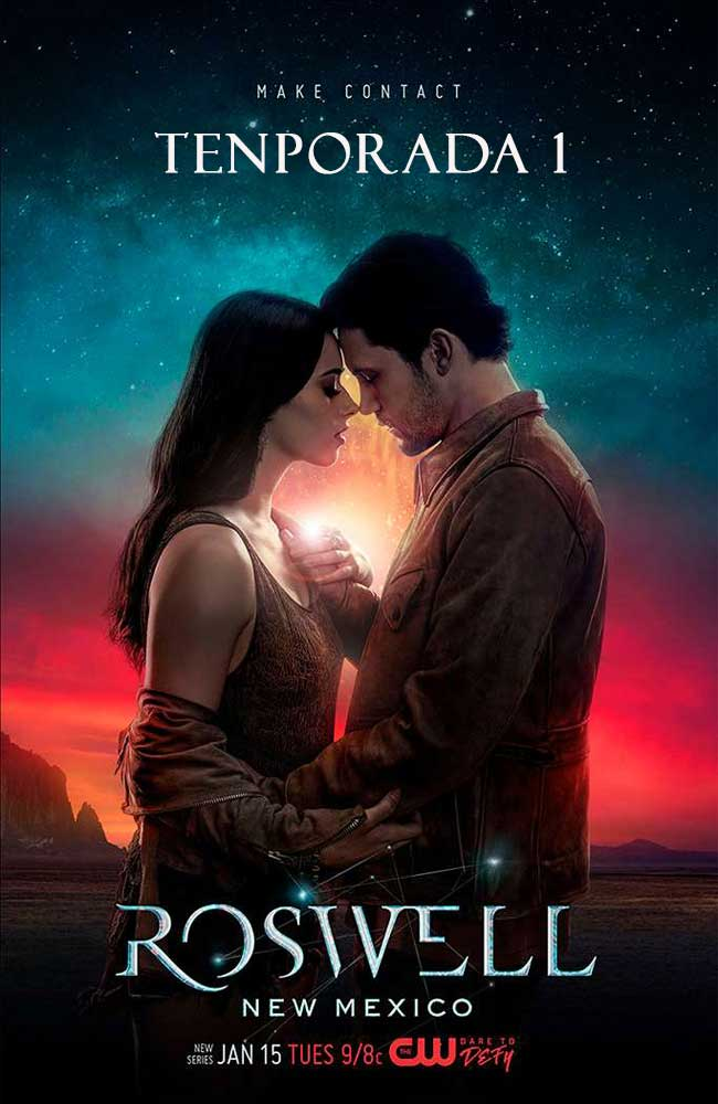 Ver o Descargar Roswell: New Mexico Temporada 1 Online Gratis HD