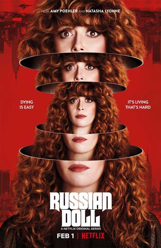 Descargar Russian Doll (Muñeca Rusa) Temporada 1 En Español Latino – Castellano & Sub Español Por Mega - Lista de Capitulos