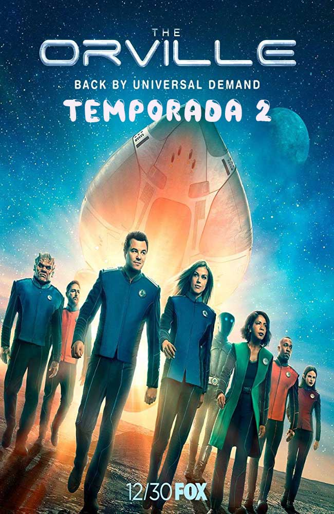 Ver o Descargar The Orville Temporada 2 Online Gratis HD