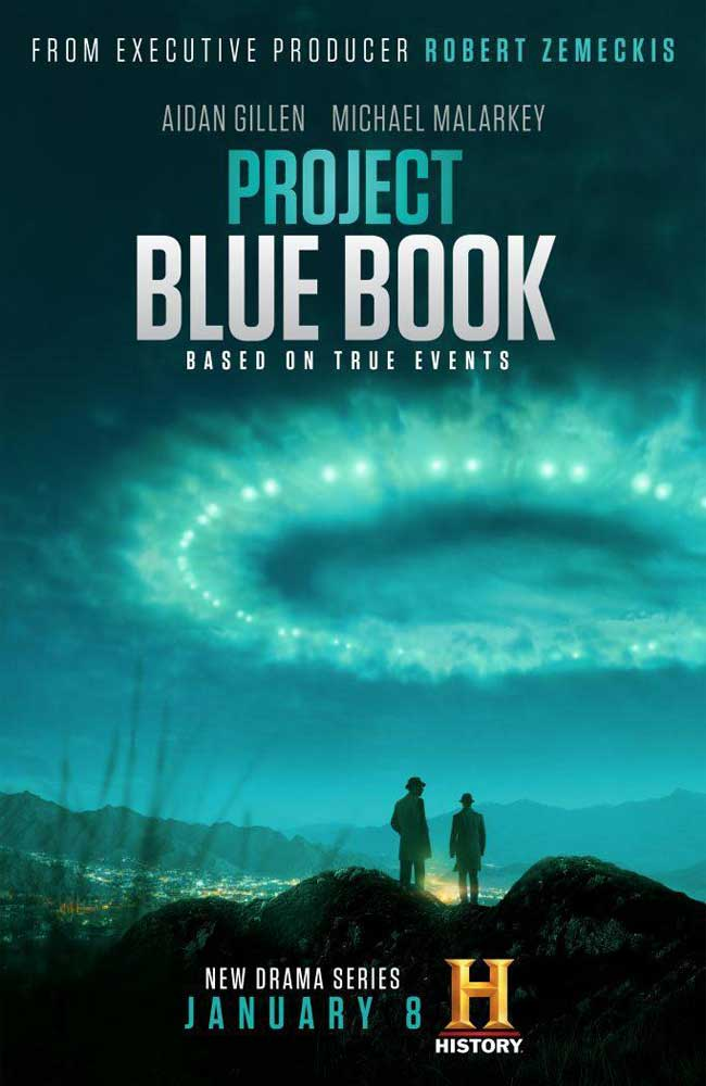 Project Blue Book Temporada 1 Capitulo 10