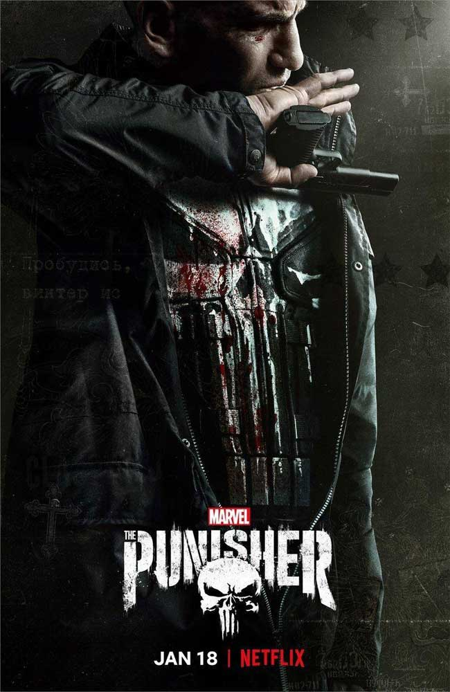 Ver o Descargar The Punisher Temporada 2 Online Gratis HD