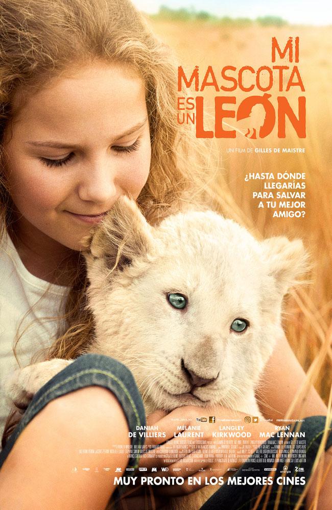 Ver Mi Mascota Es Un León Pelicula Completa En Español Latino & Castellano Online Gratis