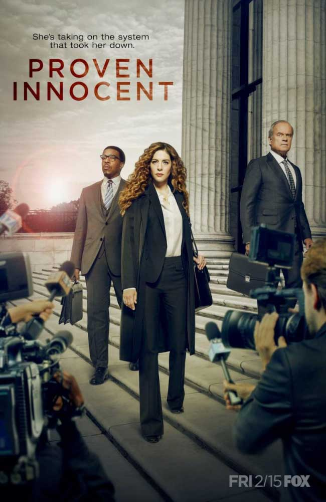 Ver o Descargar Proven Innocent Temporada 1 Online Gratis HD