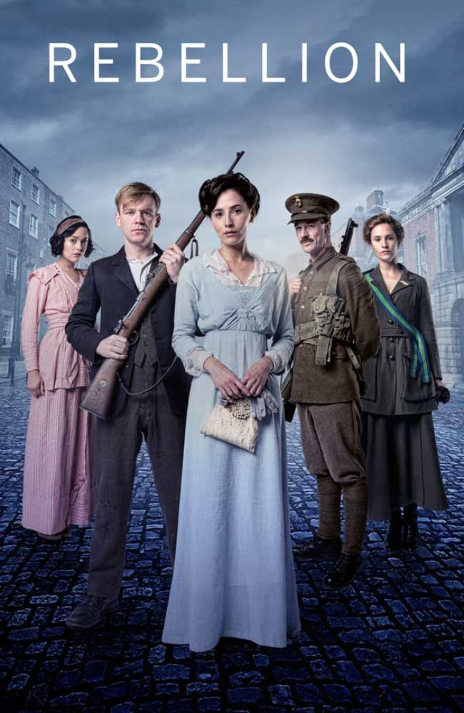 Ver Serie Rebellion Online HD