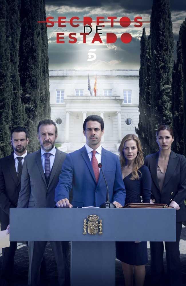 Descargar Secretos de Estado Temporada 1 En Español Castellano Por Mega - Lista de Capitulos