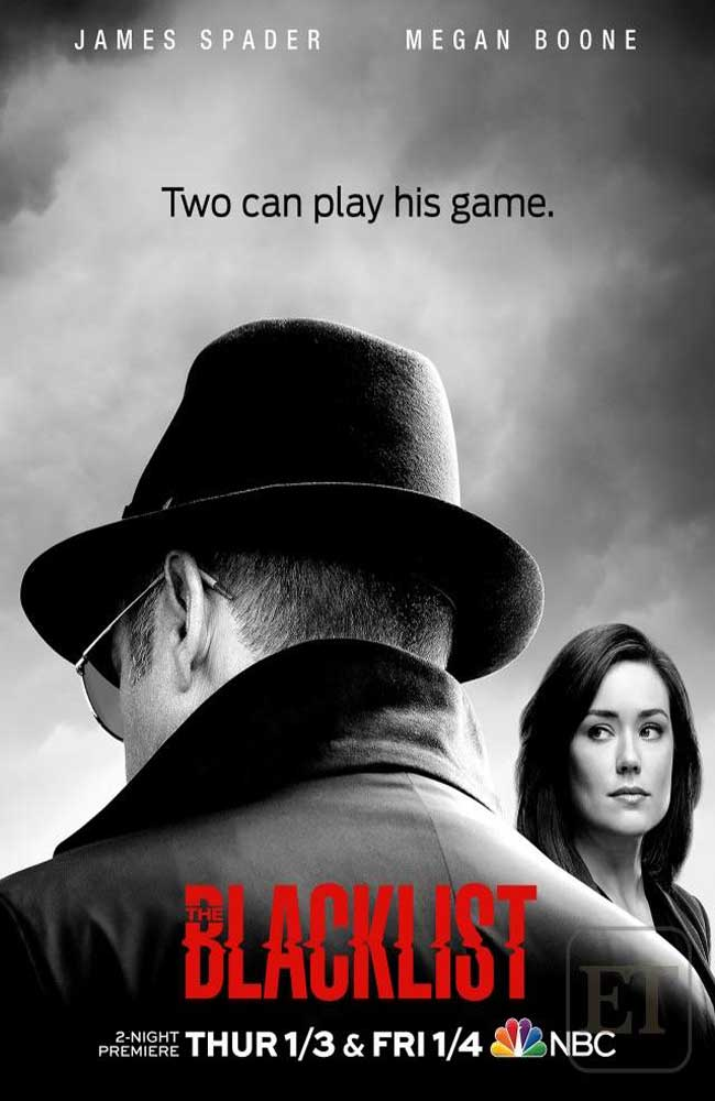 Ver o Descargar The Blacklist Temporada 6 Online Gratis HD