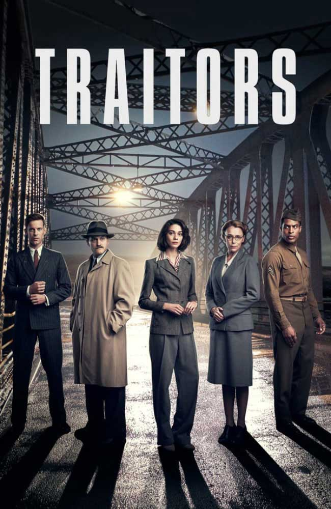 Ver o Descargar Traitors Temporada 1 Online Gratis HD