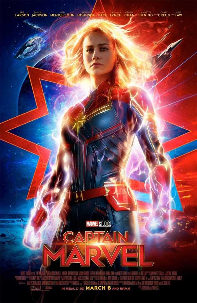 Descargar Capitana Marvel Pelicula Completa En Español Latino Por Mega