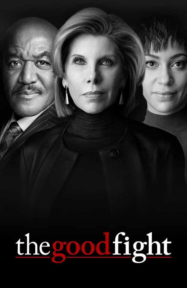 Ver o Descargar The Good Fight Temporada 3 Online Gratis HD
