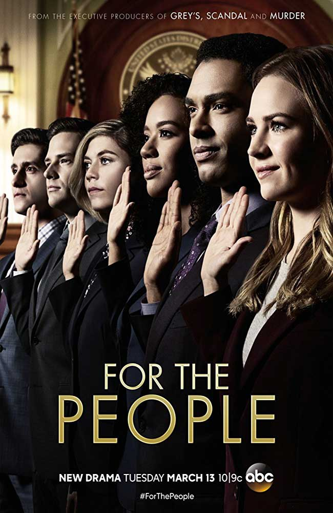 Ver o Descargar For The People Temporada 2 Online Gratis HD