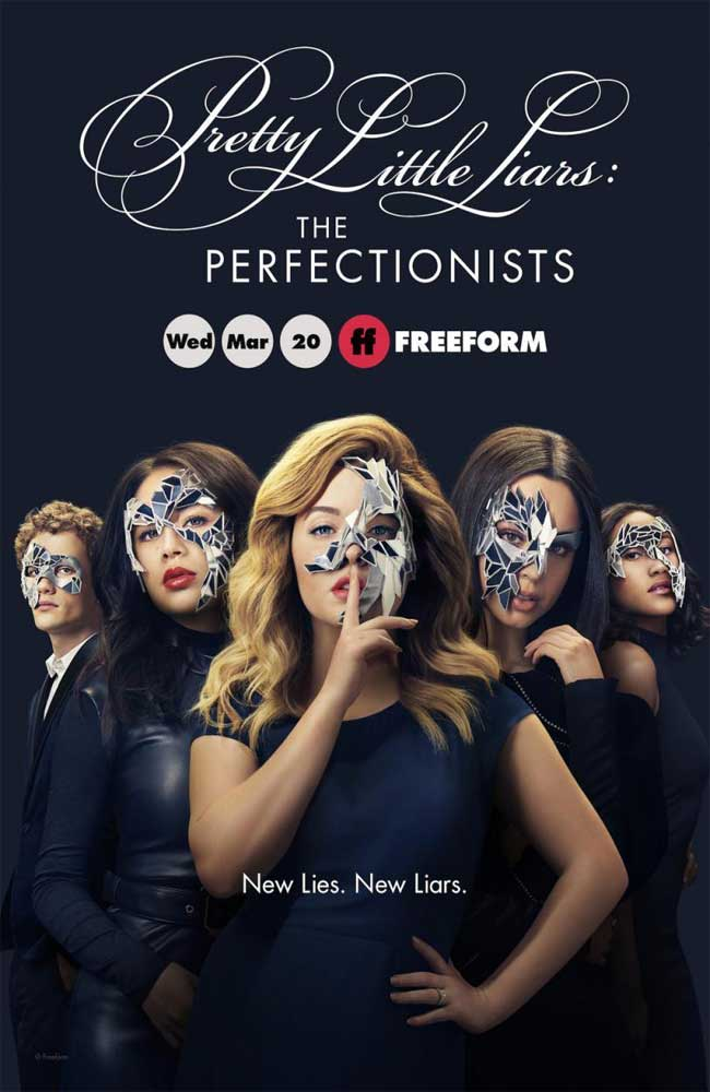 Descargar Pretty Little Liars: The Perfectionists Temporada 1 En Español Castellano & Sub Español Por Mega - Lista de Capitulos