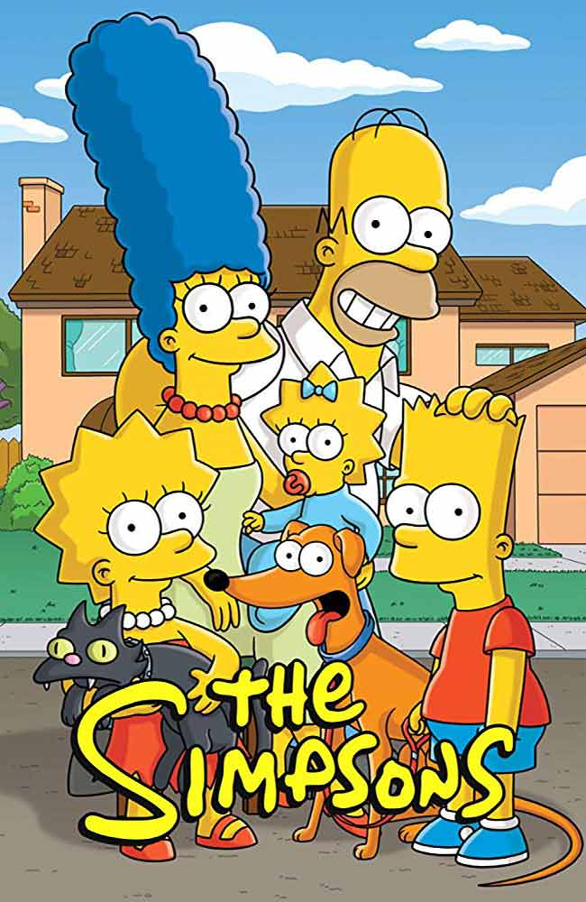 Ver Serie Los Simpson (The Simpsons) Online HD