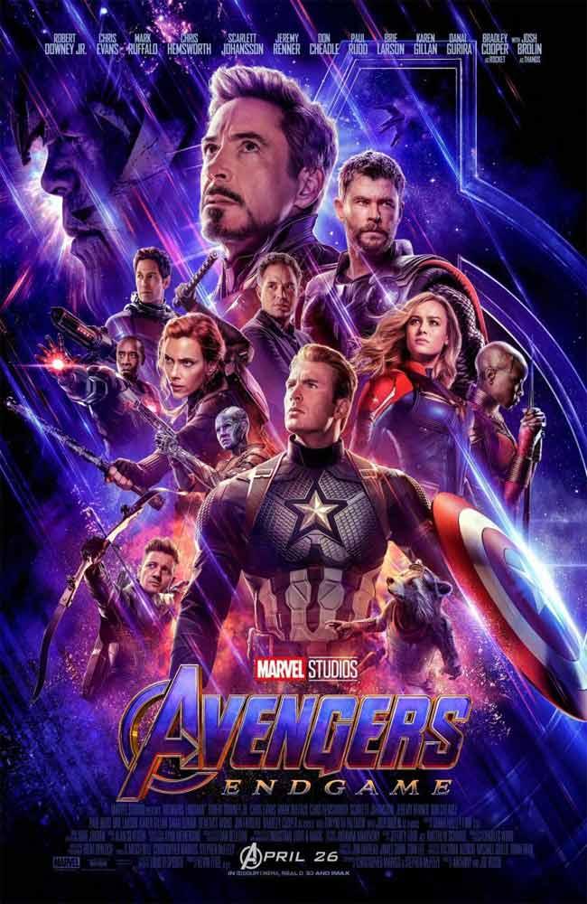 Ver Avengers: Endgame Online HD