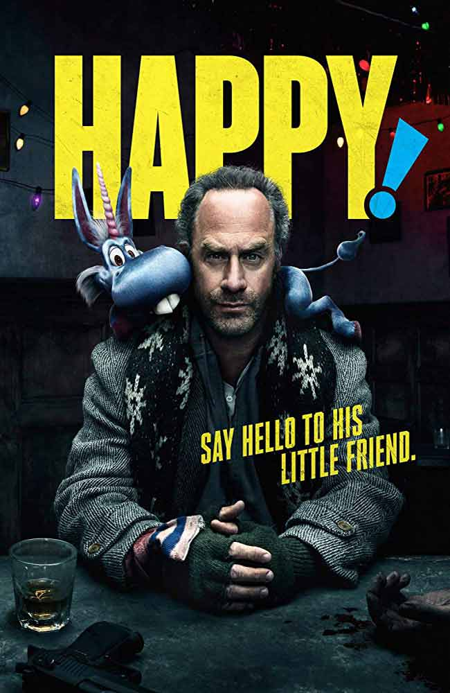 Ver o Descargar Happy! Temporada 2 Online Gratis HD