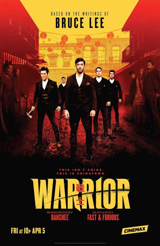 Ver Serie Warrior Online HD