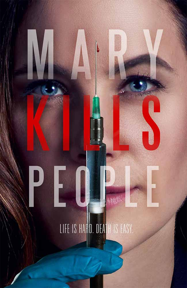 Descargar Mary Kills People Temporada 3 En Sub Español Por Mega Online - Lista de Capitulos