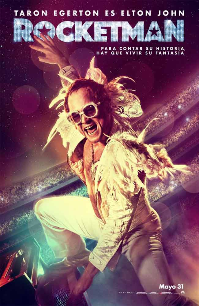 Ver Rocketman Online HD