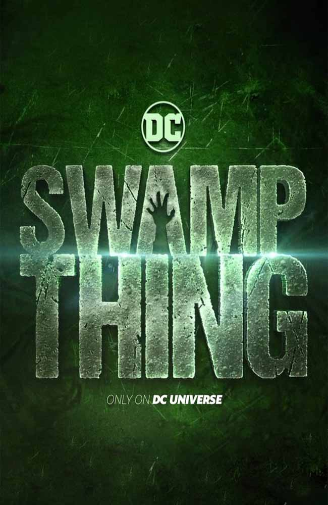 Ver Serie Swamp Thing (2019) Online HD