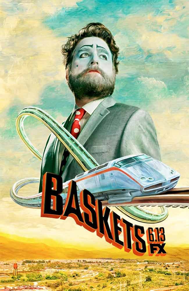 Ver o Descargar Baskets Temporada 4 Online Gratis HD