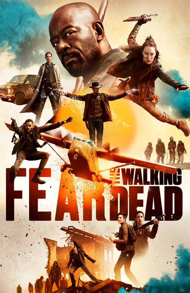 Ver o Descargar Fear The Walking Dead Temporada 5 Online Gratis HD