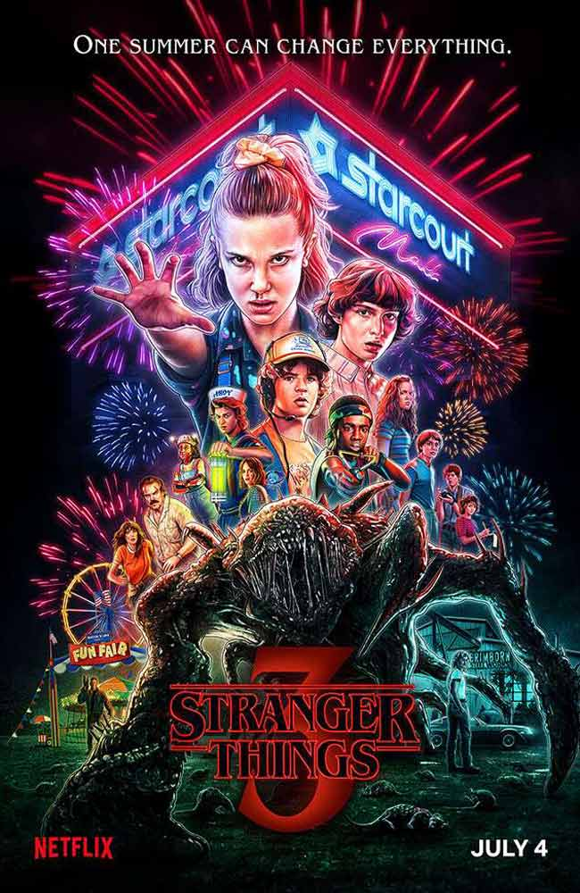 Ver Serie Stranger Things Online HD