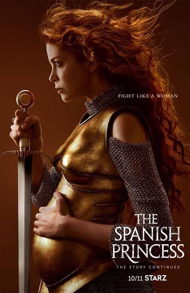 Ver o Descargar Serie The Spanish Princess Temporada 2 Online Gratis HD En Español Latino - Castellano & Subtitulado