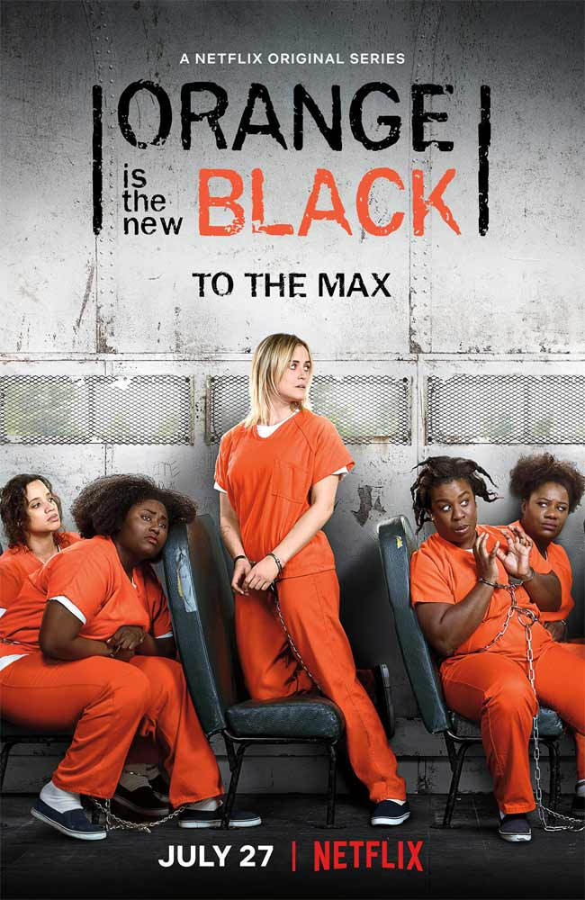 Ver Serie Orange Is The New Black Online HD