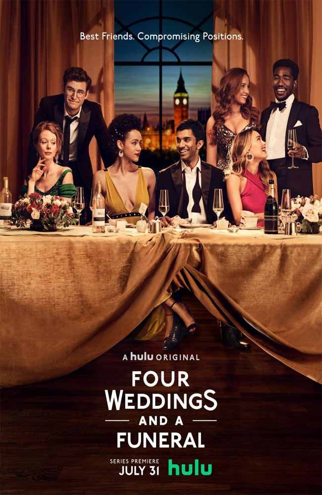 Ver Four Weddings and a Funeral 2019 Temporada 1 Capitulo 7 Online Gratis