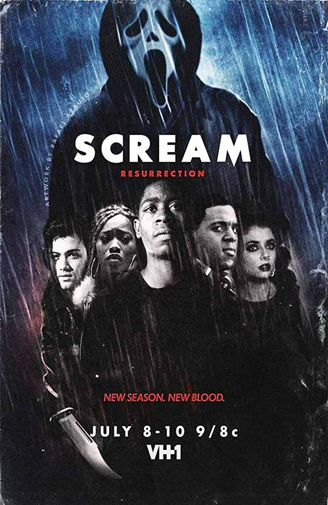 Ver Scream: Resurrection Online Gratis